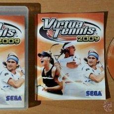 Videojuegos y Consolas: JUEGO XBOX 360 VIRTUA TENNIS 2009. Lote 147951862