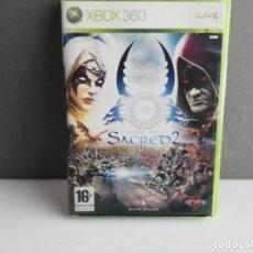 Videojuegos y Consolas - juego para xbox 360 sacred 2 - 148022478