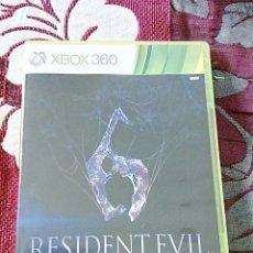Videojuegos y Consolas: RESIDENT EVIL 6 XBOX 360. Lote 148526088