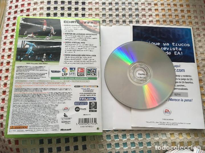 Videojuegos y Consolas: FIFA 10 XBOX 360 X360 X-360 microsoft ea sports KREATEN - Foto 2 - 150026514