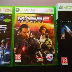 Videojuegos y Consolas: MASS EFFECT TRILOGIA. XBOX 360.. Lote 150060464