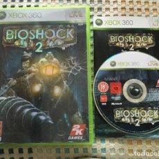 Videojuegos y Consolas: BIOSHOCK 2 CAJA HOLOGRAFICA FOIL X360 XBOX 360 X-360 KREATEN II. Lote 150125906