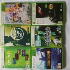 Videojuegos y Consolas: LOTE 6 JUEGOS XBOX360. Lote 150558190