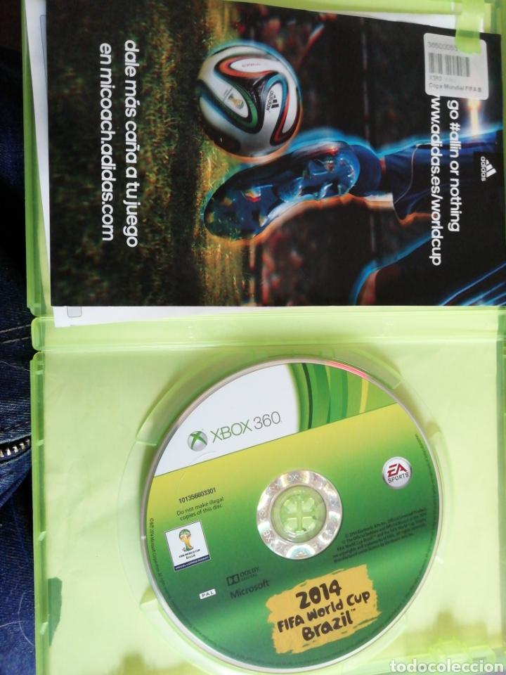 Videojuegos y Consolas: Copa Mundial de la Fifa Brasil 2014 Xbox360 - Foto 2 - 150638165