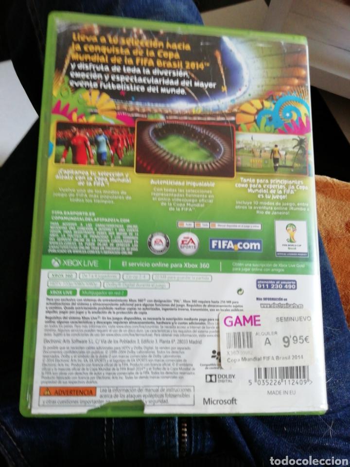Videojuegos y Consolas: Copa Mundial de la Fifa Brasil 2014 Xbox360 - Foto 3 - 150638165