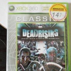 Videojuegos y Consolas: DEAD RISING XBOX360. Lote 150638589