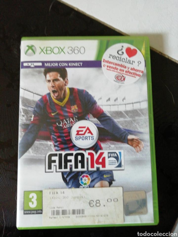 FIFA 2014 XBOX360 (Juguetes - Videojuegos y Consolas - Microsoft - Xbox 360)