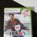 Videojuegos y Consolas: FIFA 2014 XBOX360. Lote 150638965
