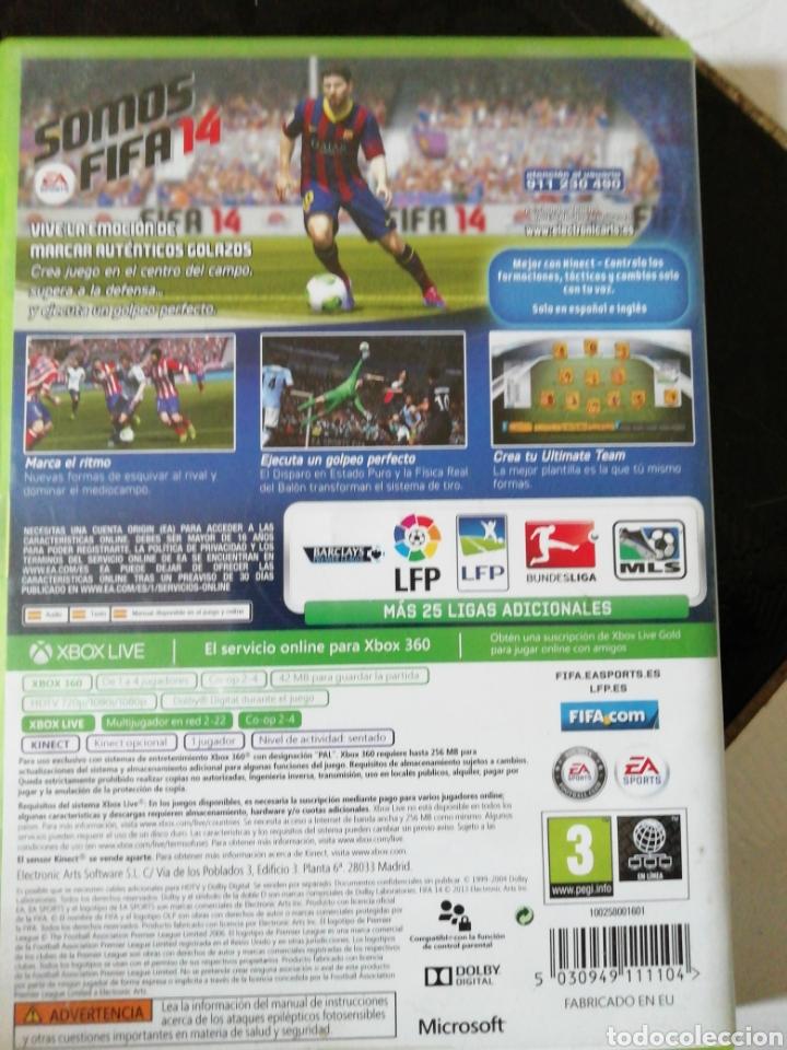 Videojuegos y Consolas: Fifa 2014 Xbox360 - Foto 3 - 150638965