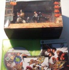Videojuegos y Consolas: STREET FIGHTER IV, XBOX EDICION COLECCIONISTA, COMPLETO Y MUY BUEN ESTADO. Lote 150763562