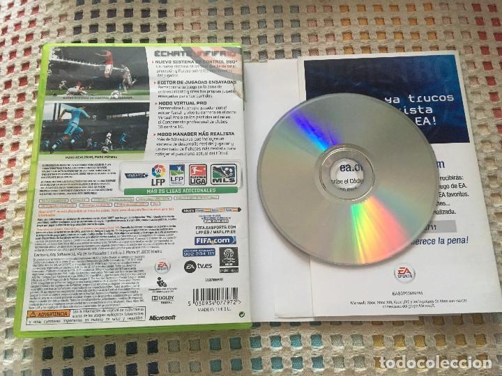 Videojuegos y Consolas: FIFA 10 XBOX 360 X360 X-360 microsoft ea sports KREATEN - Foto 2 - 151325602
