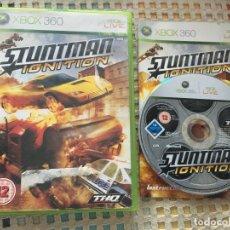 Videojuegos y Consolas: STUNTMAN IGNITION STUNT MAN MICROSOFT XBOX X360 X-360 KREATEN. Lote 151326118
