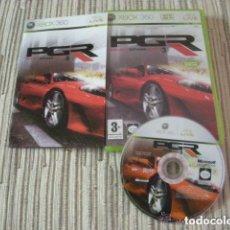 Videojuegos y Consolas: JUEGO XBOX 360 PGR 3. Lote 151338974