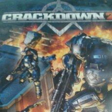 Videojuegos y Consolas: CRACKDOWN 2. Lote 151414877