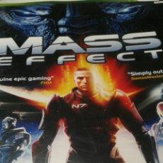Videojuegos y Consolas: MASS EFECT. Lote 151422789