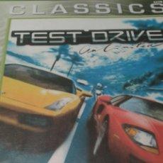 Videojuegos y Consolas: TEST DRIVE (SIN CARÁTULA). Lote 151423069
