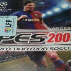 Videojuegos y Consolas: PES 2009. Lote 151429140