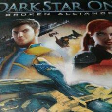 Videojuegos y Consolas: DARK STAR ONE. Lote 151438449