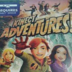 Videojuegos y Consolas: KINECT ADVENTURES!. Lote 151523914
