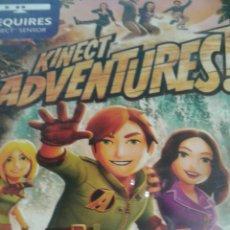 Videojuegos y Consolas: KINECT ADVENTURE!(EN INGLÉS). Lote 151525748
