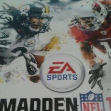 Videojuegos y Consolas: MADDEN NFL 10. Lote 151530265