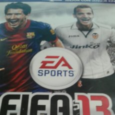 Videojuegos y Consolas: FIFA 13. Lote 151538998