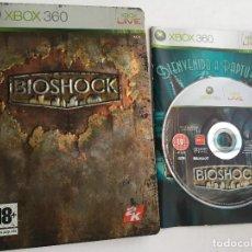 Videojuegos y Consolas: BIOSHOCK 1 XBOX 360 X-BOX X360. Lote 151545766