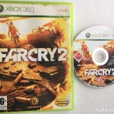Videojuegos y Consolas: FARCRY 2 FAR CRY 2 XBOX 360 X-BOX X360. Lote 151546066