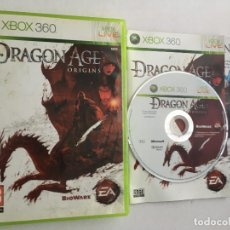 Videojuegos y Consolas: DRAGON AGE ORIGINS XBOX 360 X-BOX X360. Lote 151546182