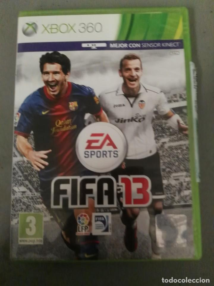 VIDEOJUEGO XBOX 360 FIFA 13 (Juguetes - Videojuegos y Consolas - Microsoft - Xbox 360)