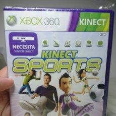 Videojuegos y Consolas: KINECT SPORTS, JUEGO XBOX 360 - NUEVO Y PRECINTADO. Lote 151553710