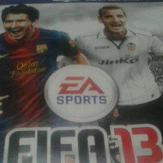 Videojuegos y Consolas: FIFA 13. Lote 151852237