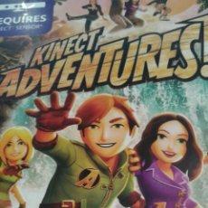 Videojuegos y Consolas: KINECT ADVENTURES!. Lote 151871428