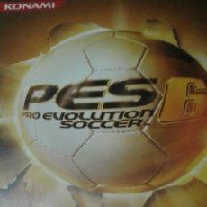 Videojuegos y Consolas: PRO EVOLUTION SOCCER 6. Lote 151873300