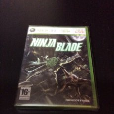 Videojuegos y Consolas: VIDEOJUEGO PARA XBOX 360 NINJA BLADE (PAL/UK). Lote 151878245
