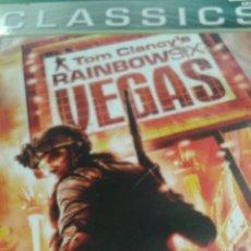 Videojuegos y Consolas: TOM CLANCY'S RAINBOWSIX VEGAS. Lote 151882568
