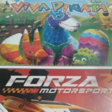 Videojuegos y Consolas: VIVA PIÑATA/FORZA 2 MOTORSPORT. Lote 151883392