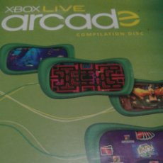 Videojuegos y Consolas: XBOX LIVE ARCADE. Lote 151884385