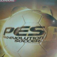 Videojuegos y Consolas: PRO EVOLUTION SOCCER 6. Lote 151885241