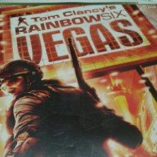 Videojuegos y Consolas: TOM CLANCY'S RAIBOWSIX VEGAS. Lote 152037816