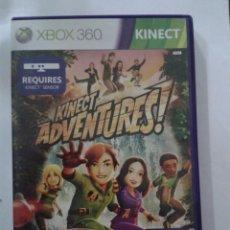 Videojuegos y Consolas: KINECT ADVENTURES. XBOX 360.. Lote 152813506