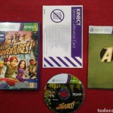 Videojuegos y Consolas: JUEGO XBOX 360 KINECT ADVENTURES. Lote 153117698