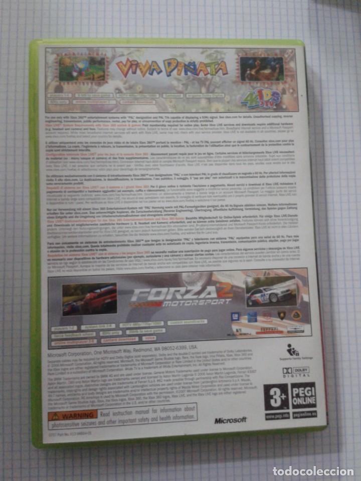Videojuegos y Consolas: Viva Pinata + Forza Motorsport 2. xbox 360 - Foto 2 - 153131278