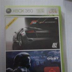 Videojuegos y Consolas: FORZA MOTORSPORT 3- ODST XBOX 360. Lote 153131830