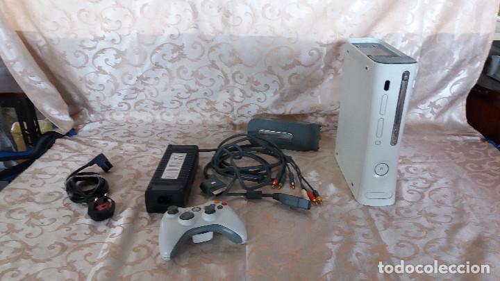 Videoconsola xbox 360, con disco duro y accesor - Sold at