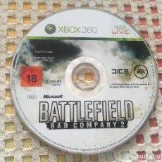 Videojuegos y Consolas: BATTLEFIELD BAD COMPANY 2 XBOX 360 MICROSOFT X360 KREATEN. Lote 153934486