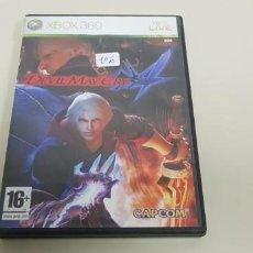 Videojuegos y Consolas: J- DEVIL MAY CRY XBOX 360 VERSION ESPAÑOLA SIN MANUAL . Lote 153967990
