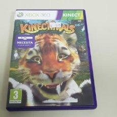 Videojuegos y Consolas: J-KINECTIMALS XBOX 360 VERSION ESPAÑOLA CON MANUAL . Lote 153969562