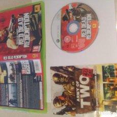 Videojuegos y Consolas: RED READ REDEMTION XBOX 360 XBOX360 PAL-ESPAÑA. Lote 154375898