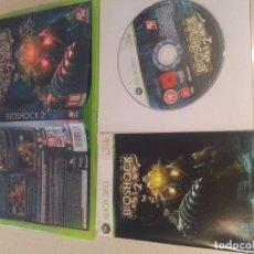 Videojuegos y Consolas: BIOSHOCK 2 XBOX 360 XBOX360 PAL-ESPAÑA. Lote 154375962